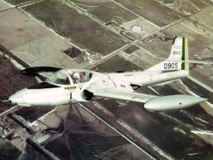 001 T-37C wichita kansas 1969