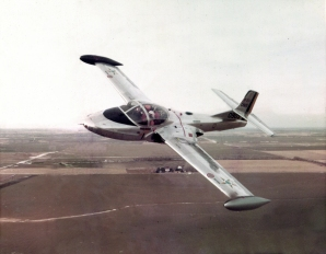 002 T-37C wichita kansas 1969